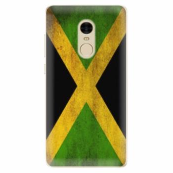 Odolné silikonové pouzdro iSaprio - Flag of Jamaica - Xiaomi Redmi Note 4