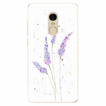 Odolné silikonové pouzdro iSaprio - Lavender - Xiaomi Redmi Note 4