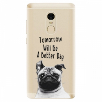 Odolné silikonové pouzdro iSaprio - Better Day 01 - Xiaomi Redmi Note 4
