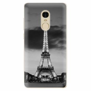 Odolné silikonové pouzdro iSaprio - Midnight in Paris - Xiaomi Redmi Note 4