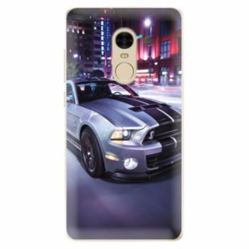 Odolné silikonové pouzdro iSaprio - Mustang - Xiaomi Redmi Note 4