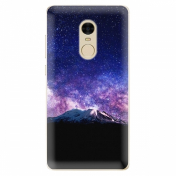 Odolné silikonové pouzdro iSaprio - Milky Way - Xiaomi Redmi Note 4