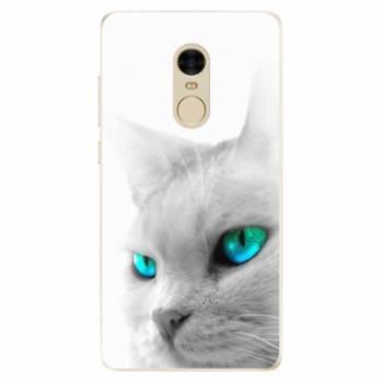 Odolné silikonové pouzdro iSaprio - Cats Eyes - Xiaomi Redmi Note 4