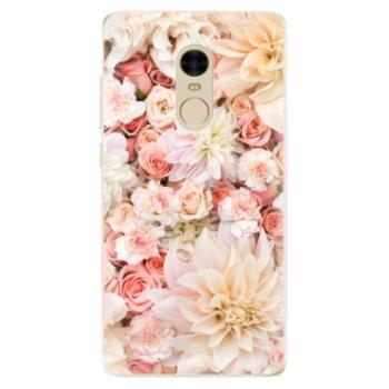 Odolné silikonové pouzdro iSaprio - Flower Pattern 06 - Xiaomi Redmi Note 4