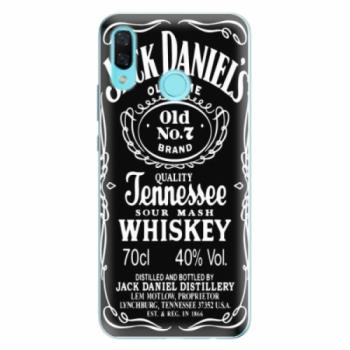 Odolné silikonové pouzdro iSaprio - Jack Daniels - Huawei Nova 3