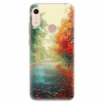 Plastové pouzdro iSaprio - Autumn 03 - Huawei Honor 8A