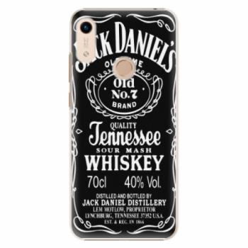 Plastové pouzdro iSaprio - Jack Daniels - Huawei Honor 8A