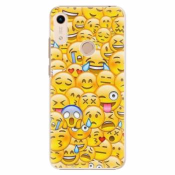 Plastové pouzdro iSaprio - Emoji - Huawei Honor 8A