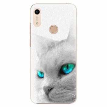 Plastové pouzdro iSaprio - Cats Eyes - Huawei Honor 8A