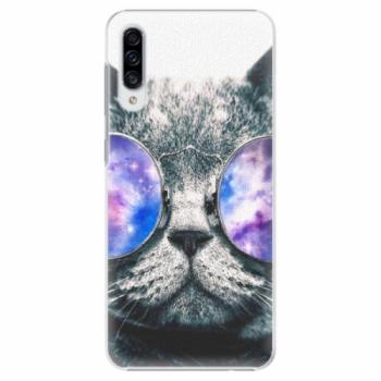 Plastové pouzdro iSaprio - Galaxy Cat - Samsung Galaxy A30s