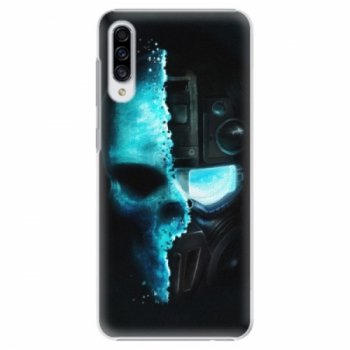Plastové pouzdro iSaprio - Roboskull - Samsung Galaxy A30s