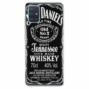 Plastové pouzdro iSaprio - Jack Daniels - Samsung Galaxy A51