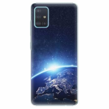 Plastové pouzdro iSaprio - Earth at Night - Samsung Galaxy A51