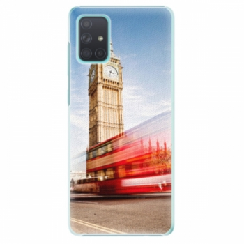 Plastové pouzdro iSaprio - London 01 - Samsung Galaxy A71