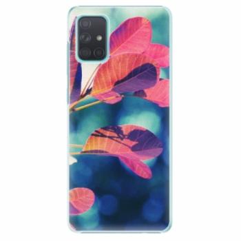 Plastové pouzdro iSaprio - Autumn 01 - Samsung Galaxy A71