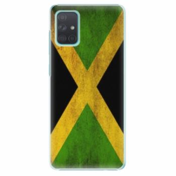 Plastové pouzdro iSaprio - Flag of Jamaica - Samsung Galaxy A71
