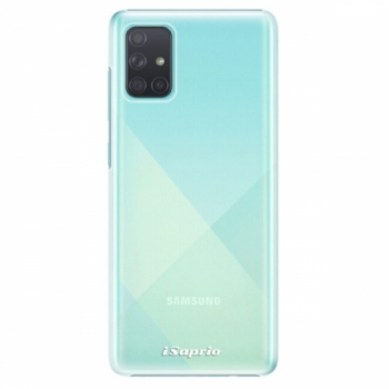 Plastové pouzdro iSaprio - 4Pure - mléčný bez potisku - Samsung Galaxy A71