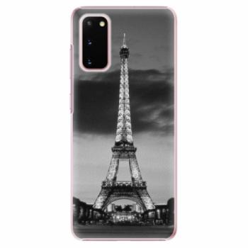 Plastové pouzdro iSaprio - Midnight in Paris - Samsung Galaxy S20