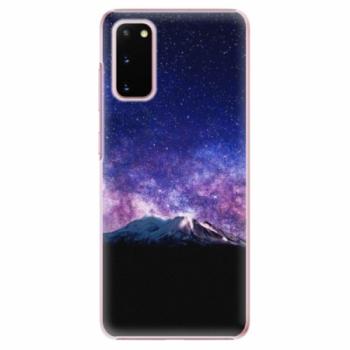 Plastové pouzdro iSaprio - Milky Way - Samsung Galaxy S20