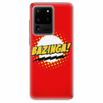 Plastové pouzdro iSaprio - Bazinga 01 - Samsung Galaxy S20 Ultra