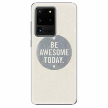 Plastové pouzdro iSaprio - Awesome 02 - Samsung Galaxy S20 Ultra