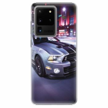 Plastové pouzdro iSaprio - Mustang - Samsung Galaxy S20 Ultra