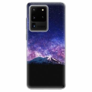 Plastové pouzdro iSaprio - Milky Way - Samsung Galaxy S20 Ultra