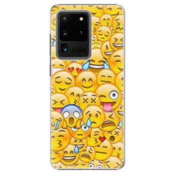 Plastové pouzdro iSaprio - Emoji - Samsung Galaxy S20 Ultra