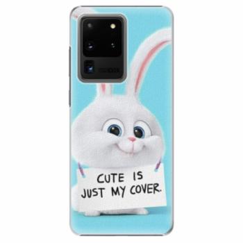 Plastové pouzdro iSaprio - My Cover - Samsung Galaxy S20 Ultra