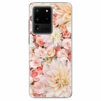 Plastové pouzdro iSaprio - Flower Pattern 06 - Samsung Galaxy S20 Ultra
