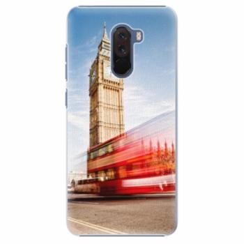 Plastové pouzdro iSaprio - London 01 - Xiaomi Pocophone F1