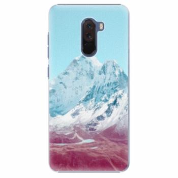 Plastové pouzdro iSaprio - Highest Mountains 01 - Xiaomi Pocophone F1