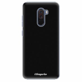 Plastové pouzdro iSaprio - 4Pure - černý - Xiaomi Pocophone F1