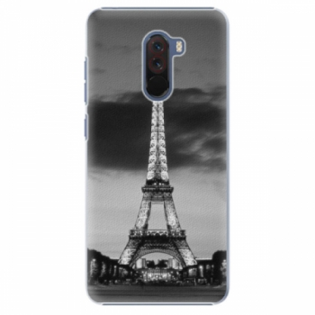 Plastové pouzdro iSaprio - Midnight in Paris - Xiaomi Pocophone F1