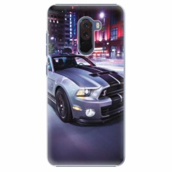 Plastové pouzdro iSaprio - Mustang - Xiaomi Pocophone F1