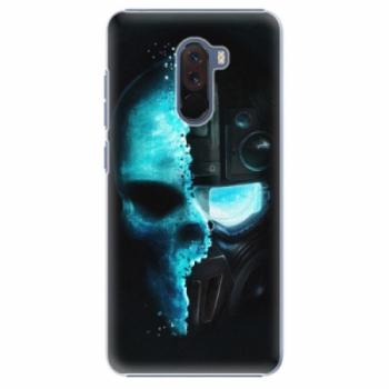 Plastové pouzdro iSaprio - Roboskull - Xiaomi Pocophone F1