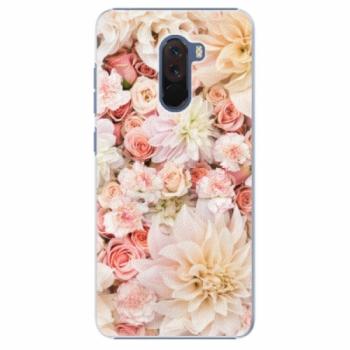Plastové pouzdro iSaprio - Flower Pattern 06 - Xiaomi Pocophone F1