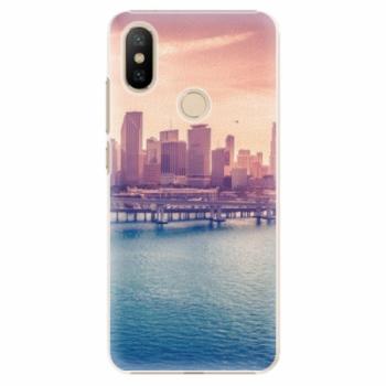 Plastové pouzdro iSaprio - Morning in a City - Xiaomi Mi A2