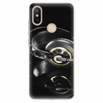 Plastové pouzdro iSaprio - Headphones 02 - Xiaomi Mi A2