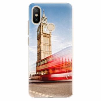Plastové pouzdro iSaprio - London 01 - Xiaomi Mi A2
