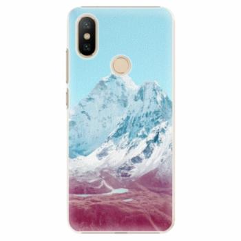 Plastové pouzdro iSaprio - Highest Mountains 01 - Xiaomi Mi A2