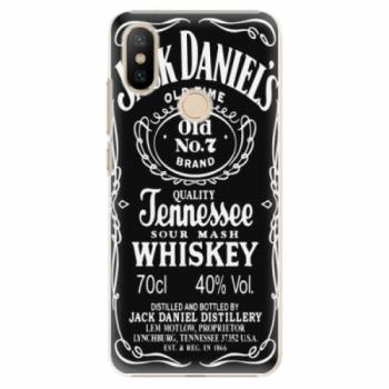 Plastové pouzdro iSaprio - Jack Daniels - Xiaomi Mi A2