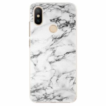 Plastové pouzdro iSaprio - White Marble 01 - Xiaomi Mi A2