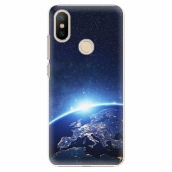 Plastové pouzdro iSaprio - Earth at Night - Xiaomi Mi A2