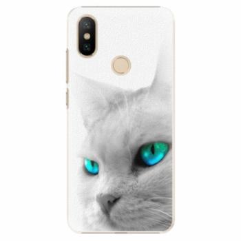 Plastové pouzdro iSaprio - Cats Eyes - Xiaomi Mi A2