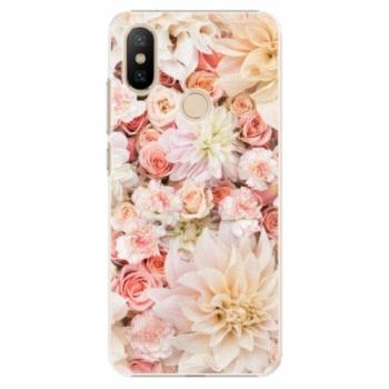 Plastové pouzdro iSaprio - Flower Pattern 06 - Xiaomi Mi A2
