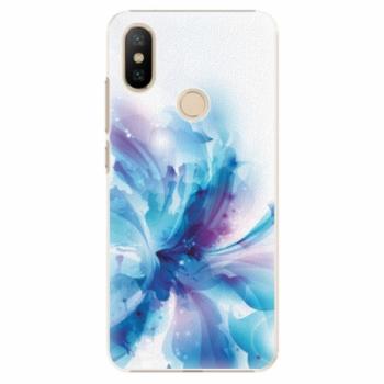 Plastové pouzdro iSaprio - Abstract Flower - Xiaomi Mi A2