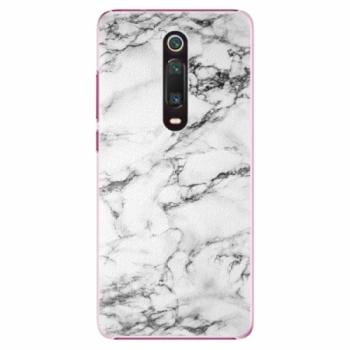 Plastové pouzdro iSaprio - White Marble 01 - Xiaomi Mi 9T
