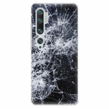 Plastové pouzdro iSaprio - Cracked - Xiaomi Mi Note 10 / Note 10 Pro