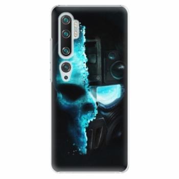 Plastové pouzdro iSaprio - Roboskull - Xiaomi Mi Note 10 / Note 10 Pro